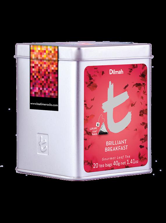 DILMAH LUXURY BRILLIANT BREAKFAST TEA