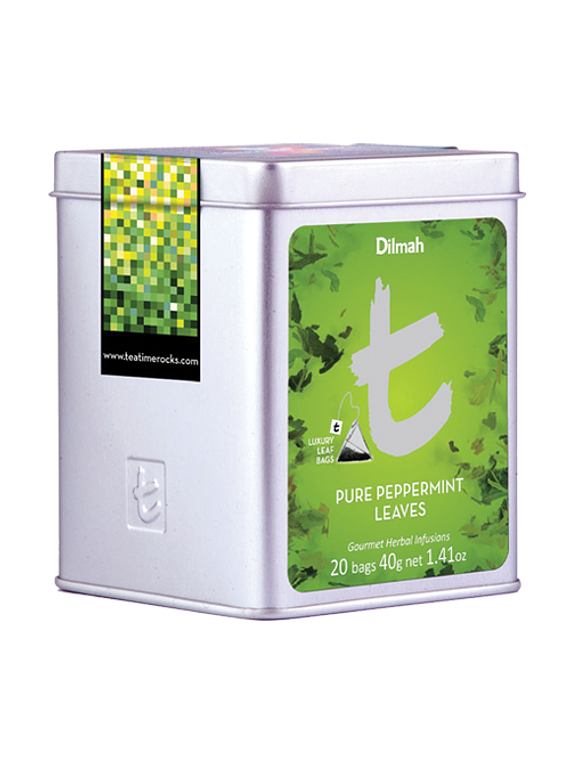 DILMAH LUXURY PEPPERMINT PURE INFUSION