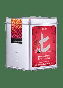 DILMAH LUXURY SENCHA GREEN EXTRA SPECIAL TEA