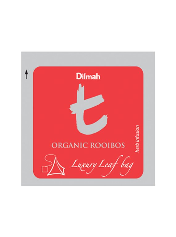 DILMAH LUXURY ROOIBOS PURE NATURAL ORGANIC INFUSIÓ - 50 un.