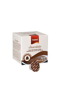 CHOCOLATE CAPSULE - NESPRESSO®* COMPATIBLE