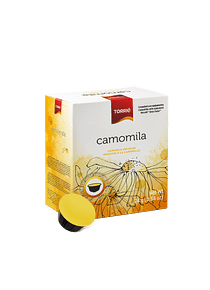 CHAMOMILE INFUSION CAPSULE - DOLCE GUSTO®* COMPATIBLE