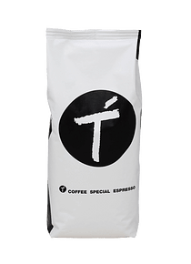 T' COFFEE DECAFFEINATED COFFEE