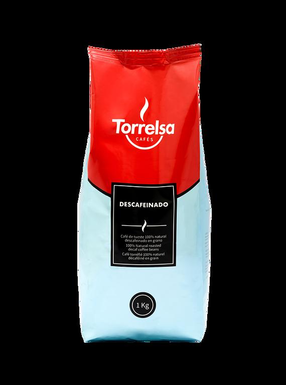TORRELSA DECAFFEINATED 100% NATURAL
