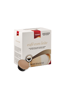 COFFEE WITH MILK CAPSULE - DOLCE GUSTO®* COMPATIBLE