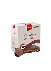 CHOCOLATE CAPSULE - DOLCE GUSTO®* COMPATIBLE