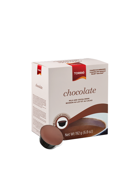 CHOCOLATE CÁPSULA - DOLCE GUSTO®* COMPATIBLE