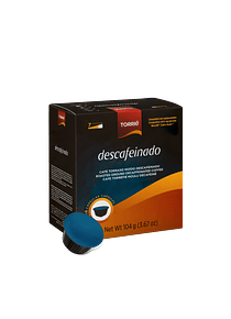 DECAFFEINATED COFFEE CAPSULE - DOLCE GUSTO®* COMPATIBLE