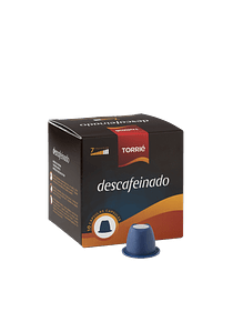DECAFFEINATED COFFEE CAPSULE - NESPRESSO®* COMPATIBLE