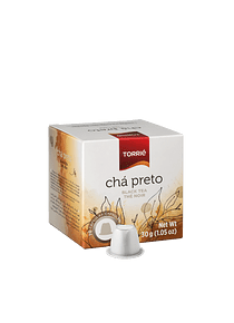 BLACK TEA CAPSULE - NESPRESSO®* COMPATIBLE