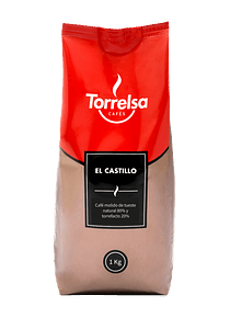 TORRELSA EL CASTILLO 80/20 GROUND