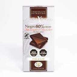 Chocolate Negro80% de Cacao