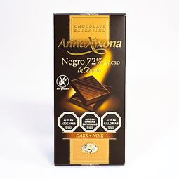 Chocolate Negro 72% de Cacao