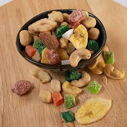 Mix especial 250 grs de frutas tropicales y frutos secos