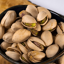 Pistachos sin sal - 100 grs.