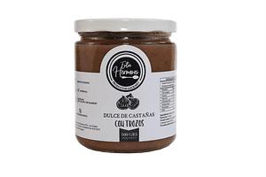 Dulce de castaña con trozos 500 grs