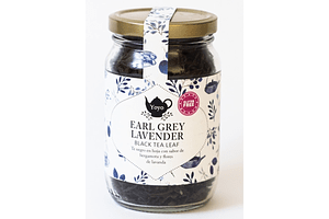 Yoyo Tea Grey Lavander
