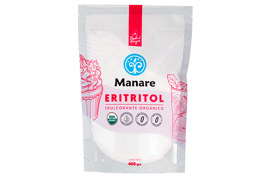 Eritritol Manare