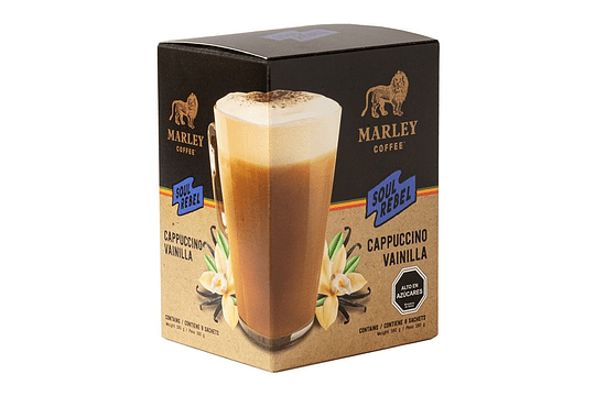 Marley Coffee Capuccino Vainilla  - Image 2