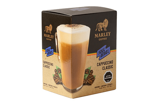 Marley Coffee Capuccino Classic  - Image 2