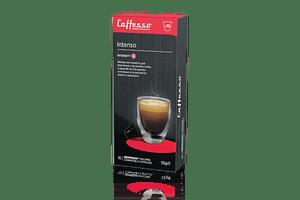 Cápsulas caffesso intenso (Nespresso)