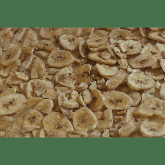 Banana Chips sin Azucar
