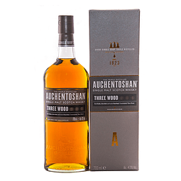 Auchentoshan Three Wood (43%vol. 700ml)