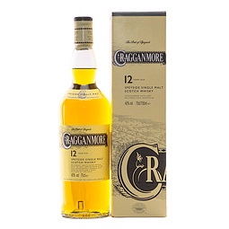 Cragganmore 12 (40%vol. 700ml)