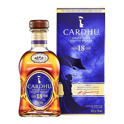 Cardhu 18 (40%vol. 700ml)