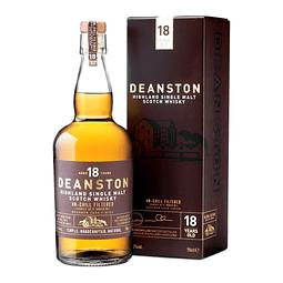 Deanston 18 Bourbon Cask Finish (46,3%vol. 700ml)
