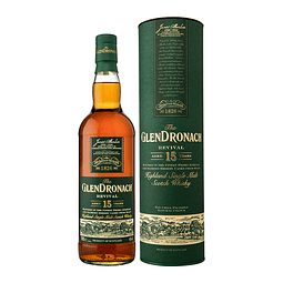 GlenDronach 15 Revival (46%vol. 700ml)