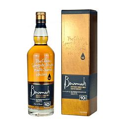 Benromach 10 (43%vol. 700ml)