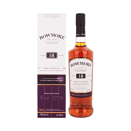 Bowmore 18 (43%vol. 700ml)
