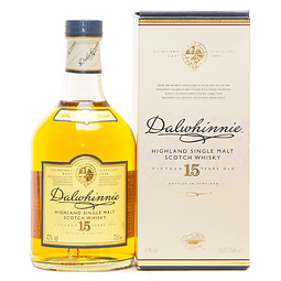 Dalwhinnie 15 (43%vol. 700ml)