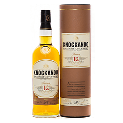 Knockando 12, 2004 (43%vol. 700ml)
