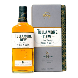 Tullamore Dew 14 Single Malt (41,3%vol. 700ml)