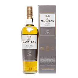 Macallan 10 Fine Oak (40%vol. 700ml)