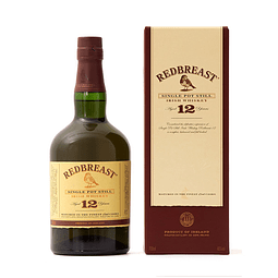 Redbreast 12 (40%vol. 700ml)