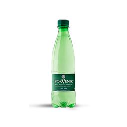 Porvenir Agua Mineral con gas (500 ml)