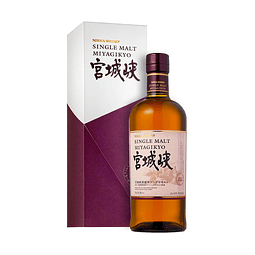 Nikka Miyagikyo Single Malt (45%vol. 700ml)