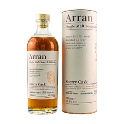 Arran Sherry Cask (55,8%vol. 700ml)