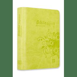 BÍBLIA S/ÍNDICE DIGITAL – VERDE CLARO