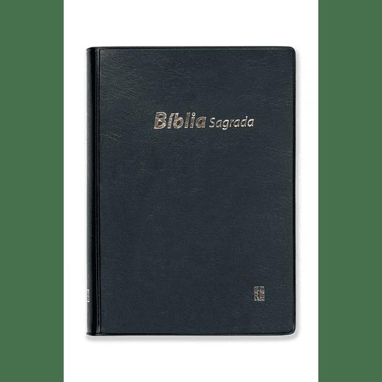 Bíblia Sagrada DN 52 Capa vinil, cor preta