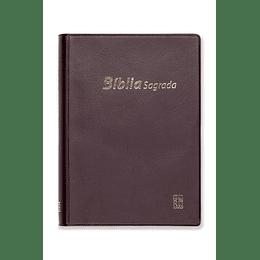 BÍBLIA C/CAPA EM VINIL – CASTANHA
