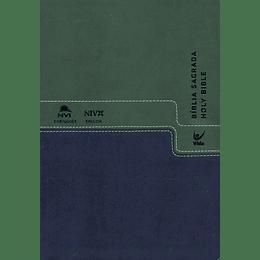 Bíblia NVI Bilíngue Português Inglês