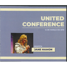 United Conference 2019 - Jane Hamon
