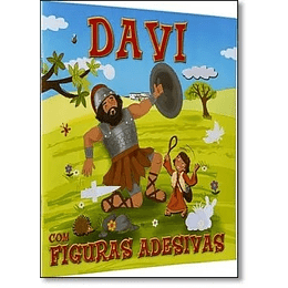 Davi - Série Figuras Adesivas