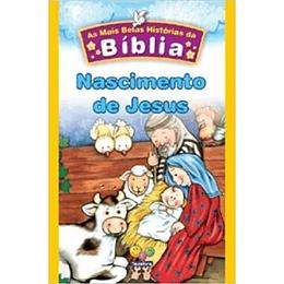 Mais Belas Historias Da Biblia, As - Nascimento De Jesus - 1ª