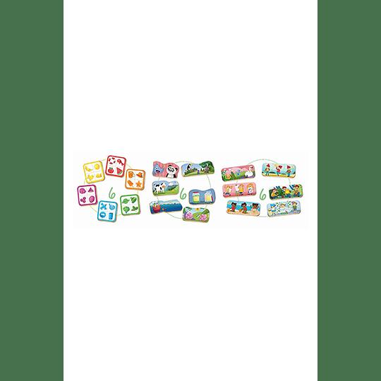 BABY EDUCATIVOS - SET BABY 3 EM 1