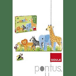 PUZZLE SELVA CRESCENTE GOULA REF.53426
